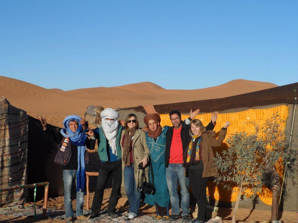 bivouac morocco