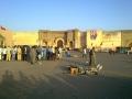 meknes door morocco
