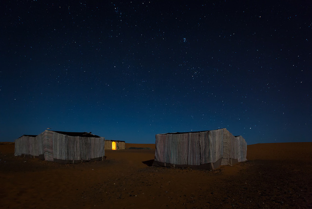 desert morocco bivouac