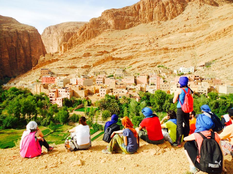 gorges morocco