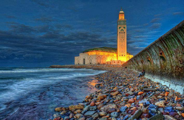hassan II mousque Morocco