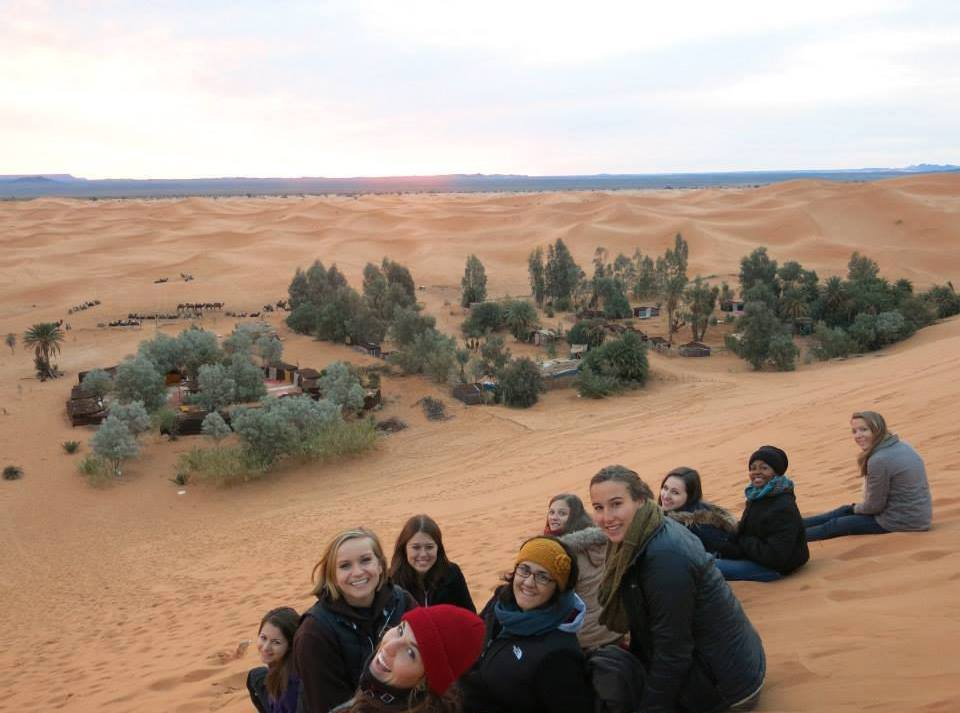 sahara erg chebbi morocco